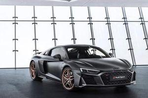 R8 V10 Decennium – siêu phẩm kỷ niệm 10 năm động cơ V10 của Audi