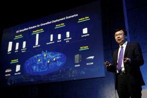 Huawei giới thiệu giải pháp đơn giản hóa 5G