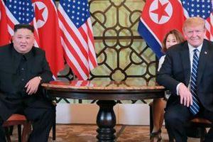 Trở về Mỹ, Tổng thống Trump 'phán' gì về tương lai Triều Tiên?