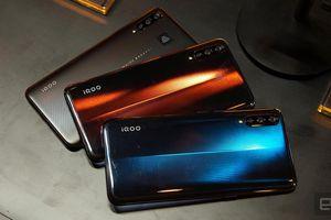 Điện thoại iQOO của Vivo tinh chỉnh cho các game thủ di động khó tính