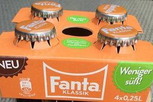 Ly kỳ nguồn gốc chai nước cam Fanta