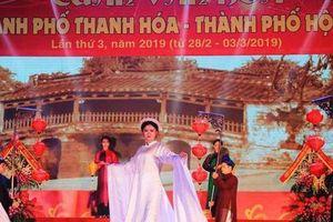 Tuần văn hóa TP Thanh Hóa - TP Hội An' lần thứ III - năm 2019: Thắm tình đoàn kết