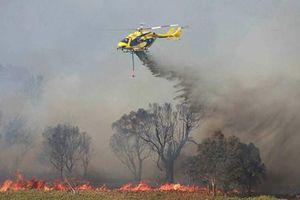 Australia: Cháy lớn do nắng nóng kỷ lục