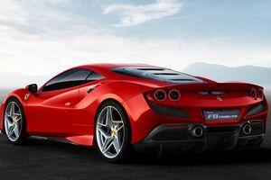 Ferrari F8 Tributo ra mắt, đúng chất xế thể thao 'ngựa hoang'