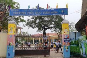 Bộ GD-ĐT khẩn cấp yêu cầu làm rõ thông tin 'thầy giáo bị tố dâm ô nhiều nữ sinh lớp 5'
