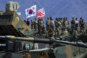Mỹ - Hàn Quốc tuyên bố ngừng 2 cuộc tập trận chung