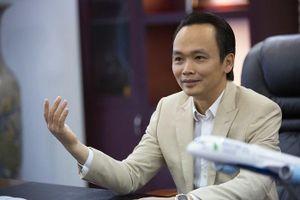 Tỉ phú Trịnh Văn Quyết sẽ điều hành Bamboo Airways