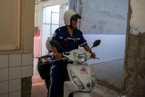 Chiếc xe máy đầu tiên 'mang cả thế giới' để cứu người ở Sài Gòn