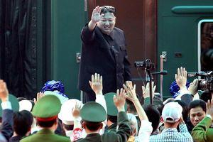 Tàu ông Kim Jong Un về thẳng Triều Tiên, không ghé qua Bắc Kinh