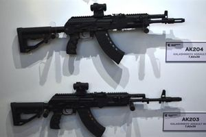 Nga trúng thầu đơn hàng cực lớn với... 750.000 khẩu AK-203