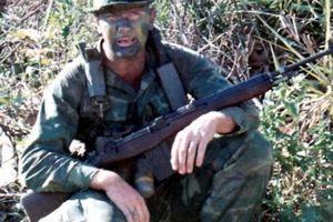 Không ngờ sức sống khẩu súng trường thời chiến tranh Việt Nam