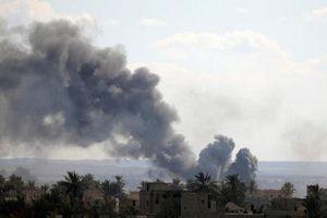 IS tung xe bom, quyết đấu tới cùng ở Syria