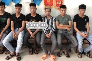 Chuyên án triệt phá nhóm cho vay nặng lãi tại TX Điện Bàn