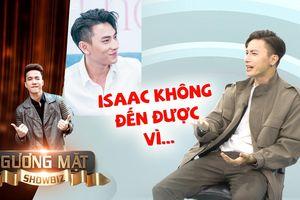 S.T Sơn Thạch lý giải nguyên nhân ISAAC lỡ hẹn buổi ra mắt MV Thật xa thật gần