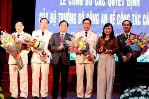 Trưởng ban Nội chính Tỉnh ủy Hà Tĩnh được bổ nhiệm làm Giám đốc Công an tỉnh