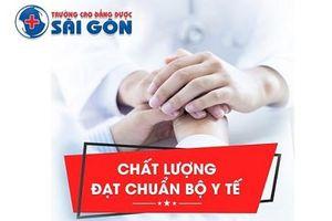 Trường Cao đẳng Dược Sài Gòn phát triển thành trường chất lượng cao
