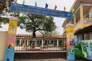 Thầy giáo chủ nhiệm thừa nhận sàm sỡ nữ sinh ở Bắc Giang