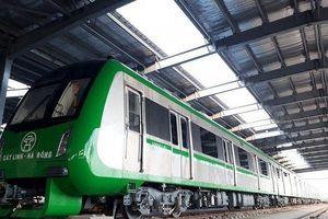 Dự kiến giá vé tàu đường sắt Cát Linh-Hà Đông là 30.000 đồng/ngày
