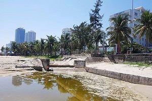 Đà Nẵng: Kiểm tra gấp đấu nối thoát nước và xử lý nước thải các dự án ven biển