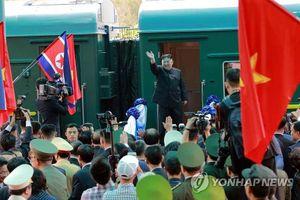 Đoàn tàu của ông Kim Jong-un về thẳng Bình Nhưỡng, không dừng lại ở Bắc Kinh