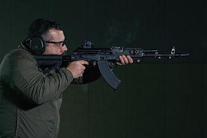 750.000 khẩu AK-203 của Nga sắp 'ra lò' ở Ấn Độ