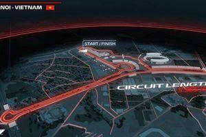 Hà Nội dùng 88ha đất xây đường đua công thức 1