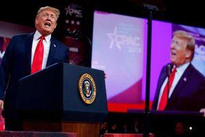Tổng thống Trump quyết bảo vệ sắc lệnh tình trạng khẩn cấp quốc gia