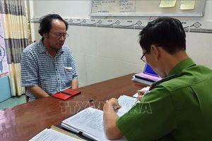 Bắt giữ đối tượng gây ra vụ trọng án tại huyện Hòn Đất, Kiên Giang