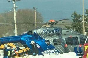 Trực thăng cứu hộ đâm vào cột điện, 5 người thiệt mạng
