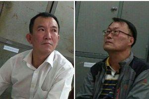 Bắt 2 du khách Hàn Quốc 'tiện tay' lấy ba lô có 150 triệu đồng trong khách sạn