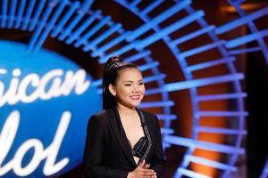 Cô gái Việt gây sốt ở cuộc thi Thần tượng âm nhạc Mỹ
