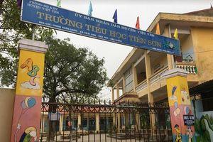 Công an vào cuộc vụ thầy giáo dâm ô học sinh tại Bắc Giang