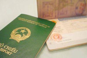 Làm mất hộ chiếu bị xử phạt bao nhiêu tiền?