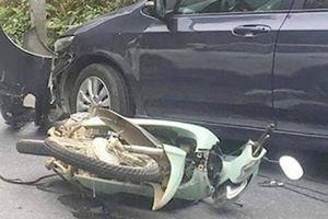 Ép đền 400 triệu mới cho giải tỏa hiện trường tai nạn có phạm tội?