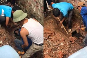 Nam thanh niên mắc kẹt trong cống nước thải gần 1 ngày