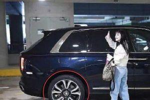Dân mạng và fan Châu Khiết Quỳnh thi nhau đáp trả, tung bằng chứng làm rõ liệu người trong xe có phải là Vương Tư Thông?