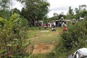 Tá hỏa phát hiện người phụ nữ chết bất thường trong nghĩa địa
