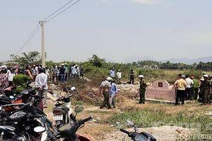 Bình Định: Phát hiện người đàn bà tử vong bất thường trong nghĩa địa