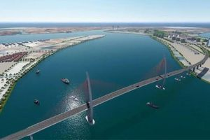 Cầu Cần Giờ: Chi phí xây dựng khoảng 5.300 tỷ đồng, hoàn thành trước năm 2020