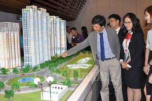 Xây dựng TP. Hồ Chí Minh trở thành trung tâm dịch vụ bất động sản của khu vực