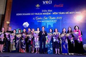 Doanh nhân nữ sẽ đi đầu trong thực hiện trách nhiệm xã hội