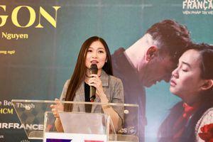 Diễn viên Huỳnh Ly: Tôi mơ ước một ngày được làm nghệ thuật tại quê nhà!