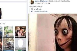 Facebook xử lý những tài khoản liên quan trào lưu Momo