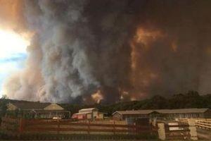Hỏa hoạn lan rộng khó kiểm soát ở Úc