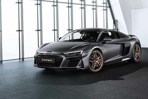 Audi ra mắt R8 V10 Decennium - kỷ niệm 10 năm động cơ V10 FSI