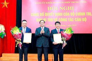Ông Y Thanh Hà Niê K' đăm làm Bí thư Đảng ủy Khối Doanh nghiệp TƯ