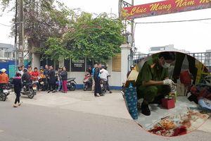 Thầy cúng truy sát nhà hàng xóm, giết hại 2 người: Nạn nhân thiệt mạng khi ôm con hơn 10 ngày tuổi