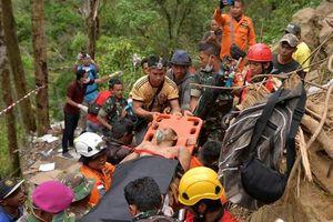 Vụ sập mỏ vàng ở Indonesia: Gần 100 người có thể đã thiệt mạng