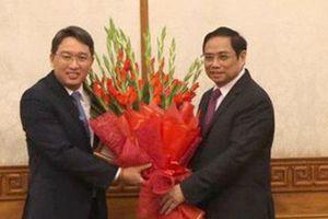 Điều động, bổ nhiệm nhân sự chủ chốt Văn phòng Trung ương Đảng