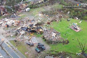 Đã có 23 người chết do siêu lốc xoáy ở Mỹ
